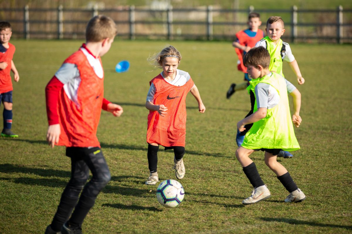 3 Reasons Why Kids Should Join a Football Club