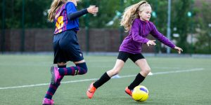 Why Girls' Football is Growing in Popularity