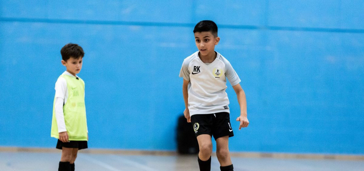 The Benefits of Futsal: How can Futsal help your child's development?