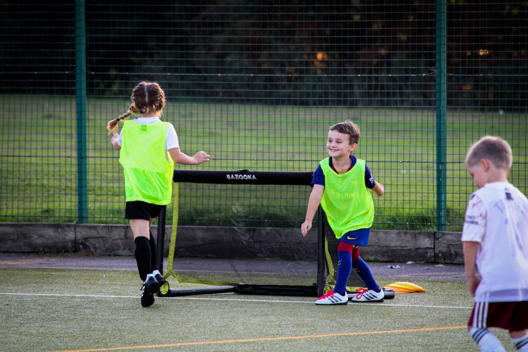 Football Coaching 101: Why use mini-goals