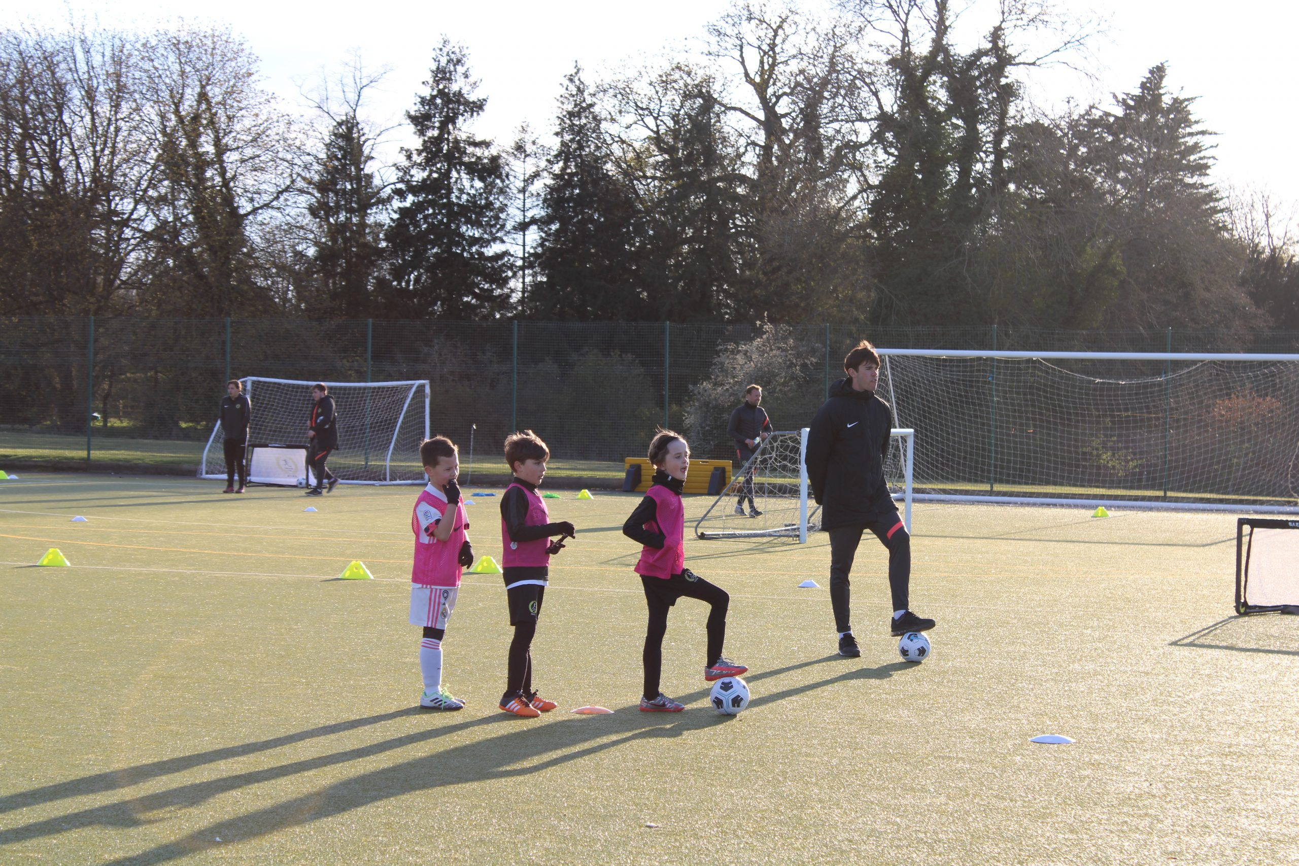 How can playing other sports benefit my football training?